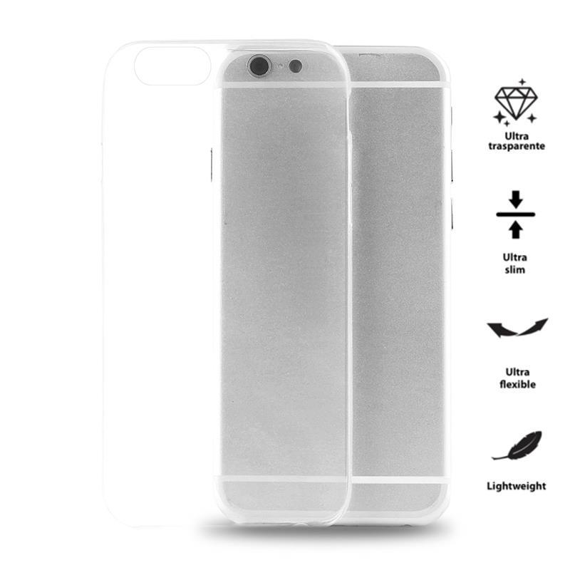 PURO 0.3 Nude - Etui iPhone 6/6s (przezroczysty)